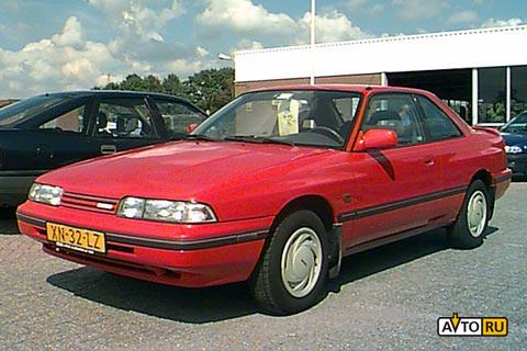 Mazda 626 Coupe: 12 фото
