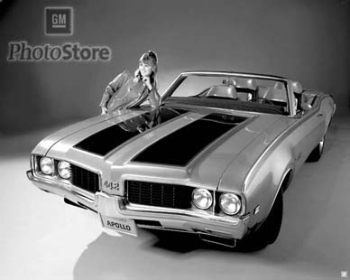 Oldsmobile Cutlass 442