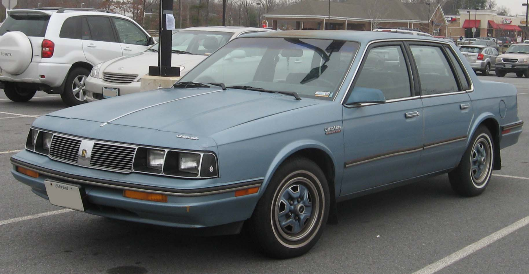 Oldsmobile Cutlass Ciera