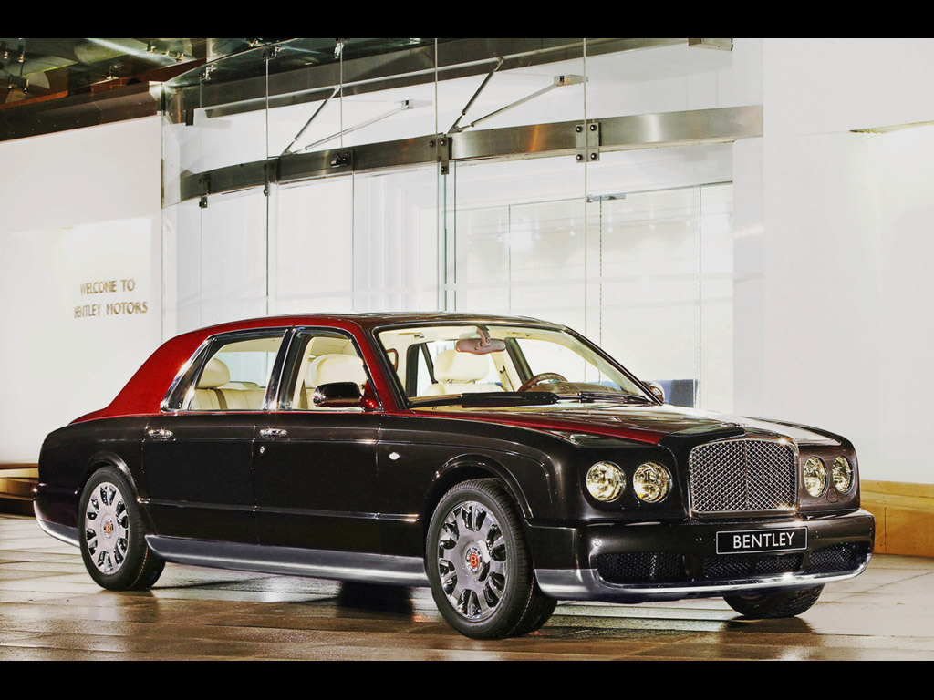 Bentley Arnage: 01 фото