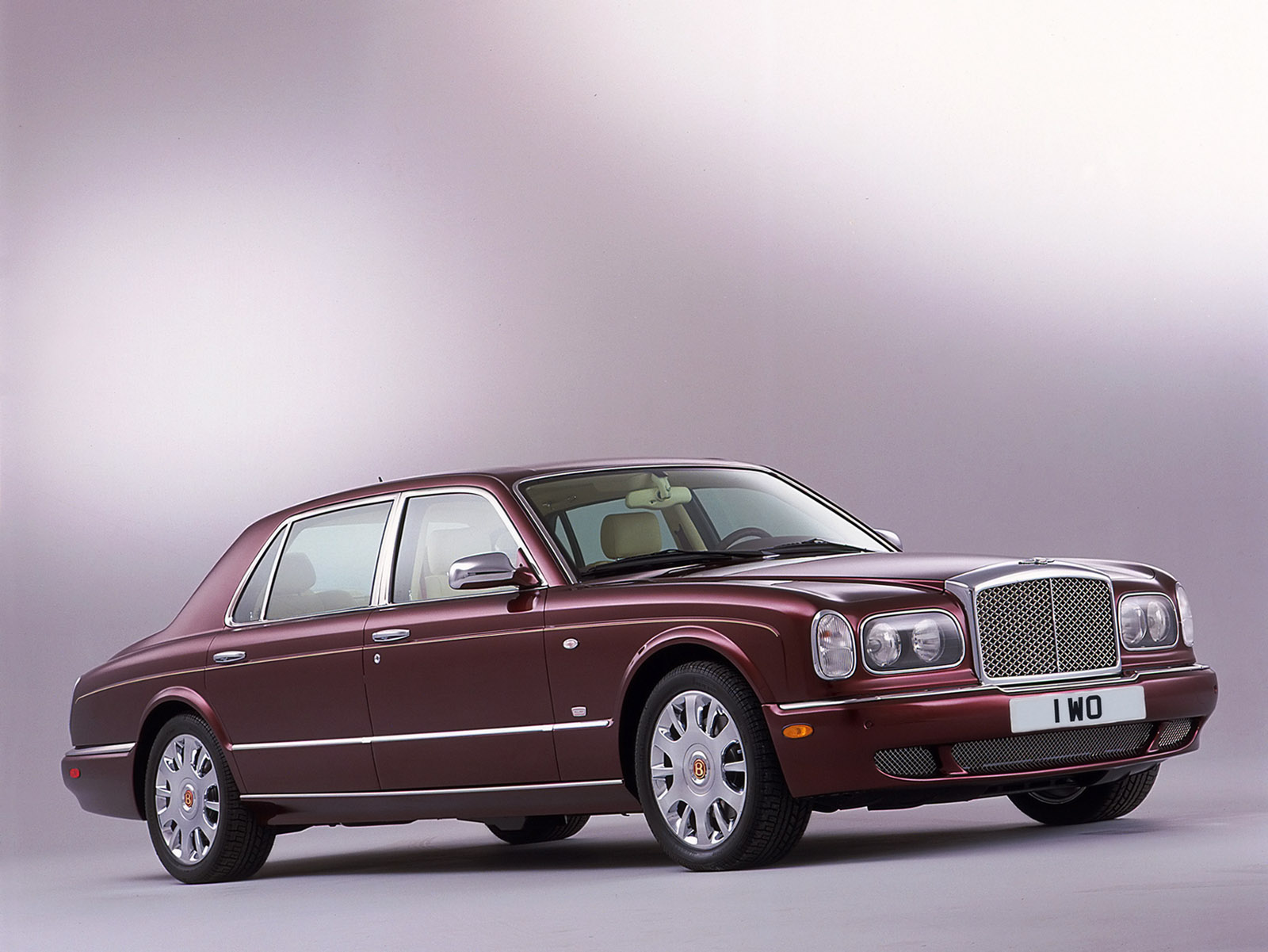 Bentley Arnage: 05 фото