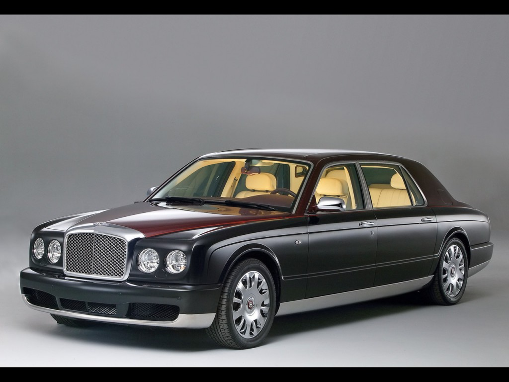 Bentley Arnage: 07 фото