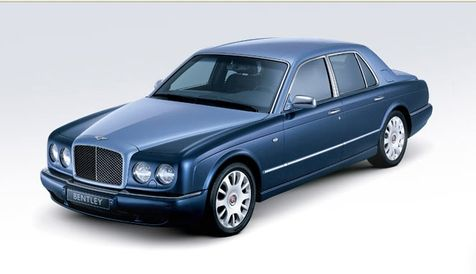 Bentley Arnage: 08 фото
