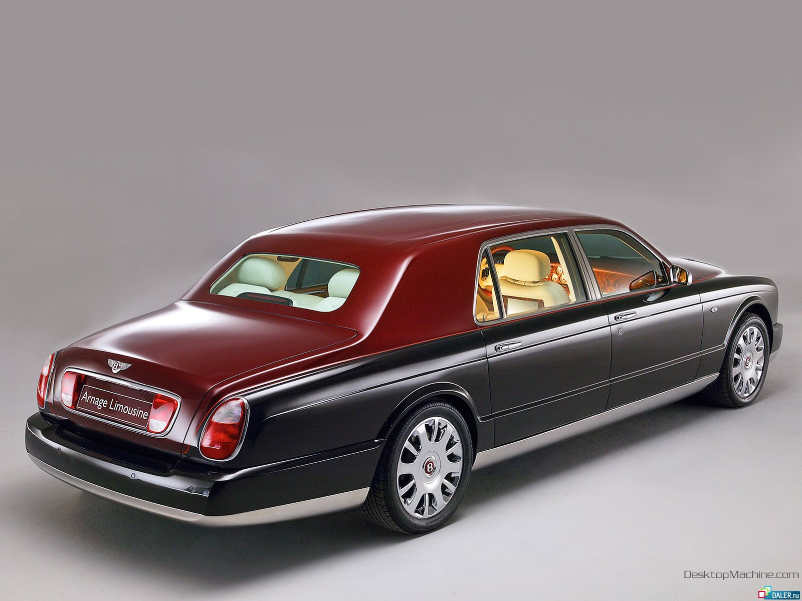 Bentley Arnage: 11 фото