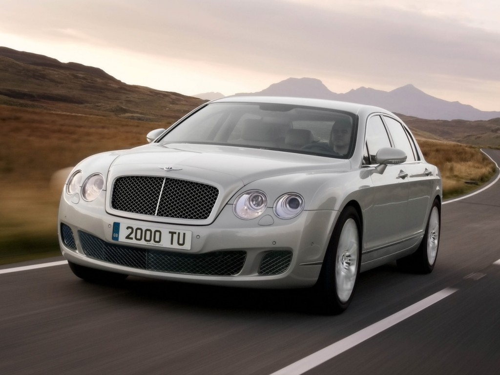 Bentley Continental Flying Spur: 05 фото