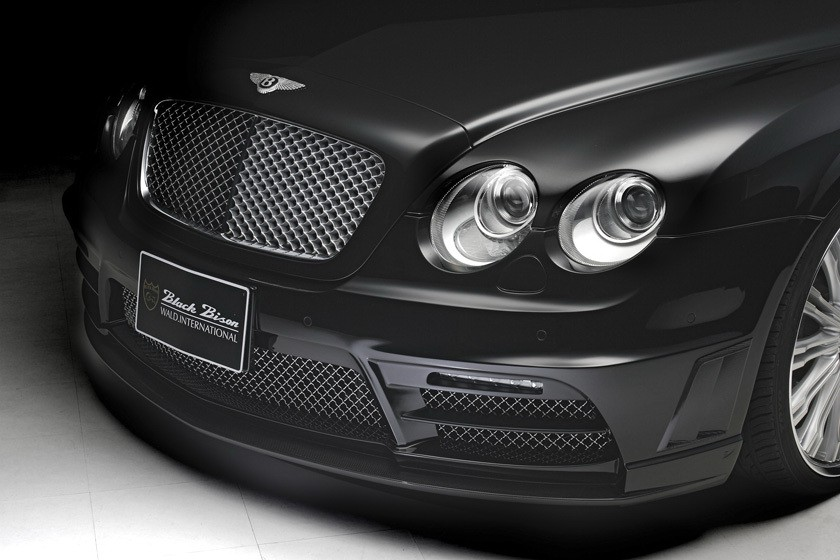 Bentley Continental Flying Spur: 06 фото