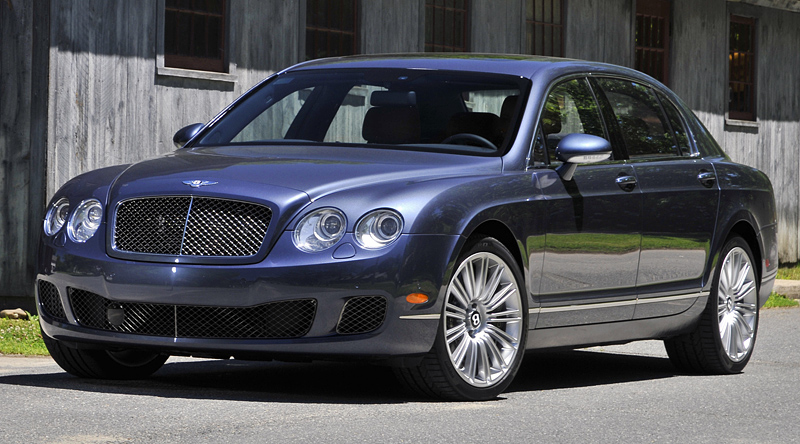 Bentley Continental Flying Spur: 07 фото