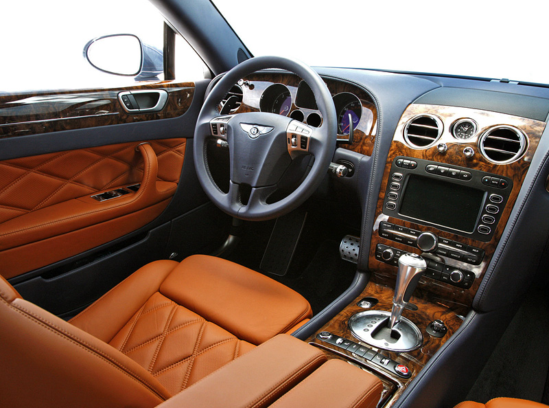 Bentley Continental Flying Spur: 10 фото