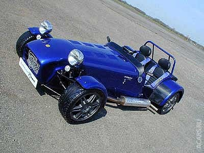 Caterham Super Seven: 2 фото