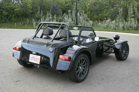 Caterham Super Seven - 550 x 364, 09 из 17