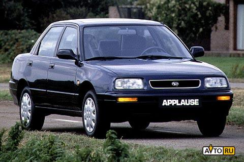 Daihatsu Applause: 02 фото