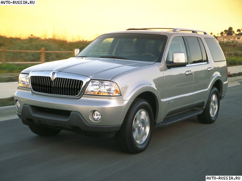 Lincoln Aviator: 01 фото