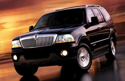 Lincoln Aviator: 04 фото