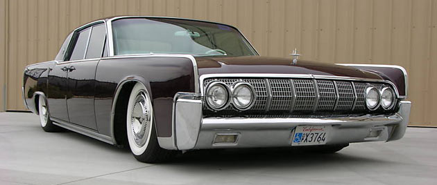 Lincoln Continental: 12 фото