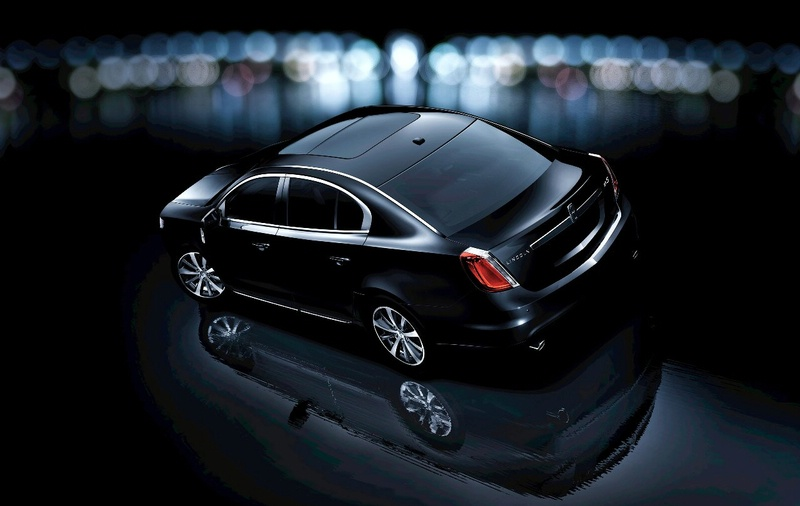 Lincoln MKS: 09 фото