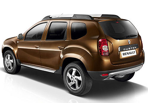 Renault Duster: 03 фото