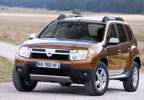Renault Duster: 09 фото