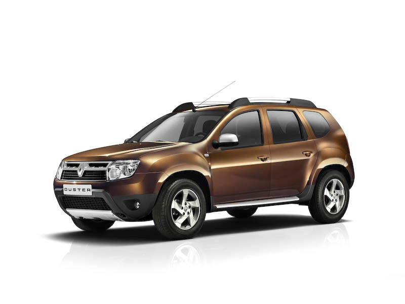 Renault Duster: 10 фото