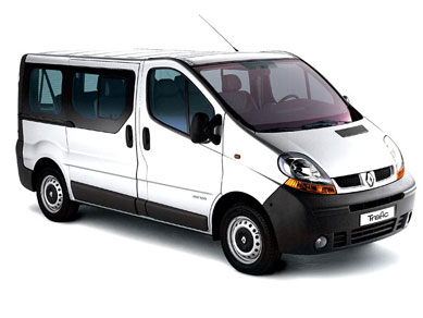 Renault Trafic: 06 фото