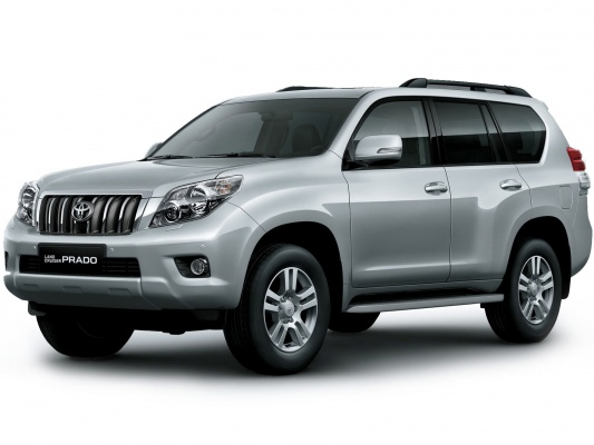 Toyota Land Cruiser Prado: 10 фото